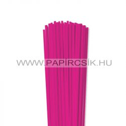 Hârtie quilling, Pink, 4mm. (110 buc., 49cm)