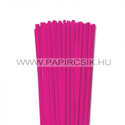Hârtie quilling, Pink, 6mm. (90 buc., 49cm)