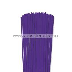 Hârtie quilling, Violet, 4mm. (110 buc., 49cm)