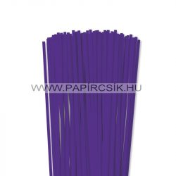 Hârtie quilling, Violet, 5mm. (100 buc., 49cm)