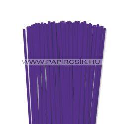 Hârtie quilling, Violet, 6mm. (90 buc., 49cm)