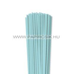 Hârtie quilling, Albastru medu, 4mm. (110 buc., 49cm)