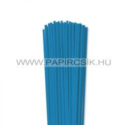 Hârtie quilling, Bleu, 4mm. (110 buc., 49cm)