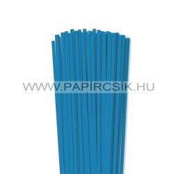 Hârtie quilling, Bleu, 5mm. (100 buc., 49cm)