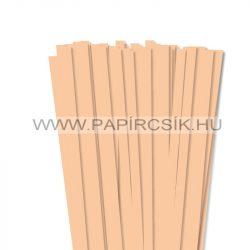 Hârtie quilling, Culoare pielii/ Caise, 10mm. (50 buc., 49cm)