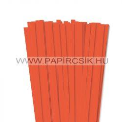 Hârtie quilling, Portocaliu, 10mm. (50 buc., 49cm)