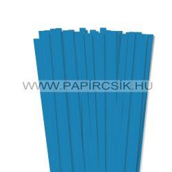Hârtie quilling, Bleu, 10mm. (50 buc., 49cm)
