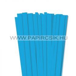 Hârtie quilling, Bleu deschis, 10mm. (50 buc., 49cm)