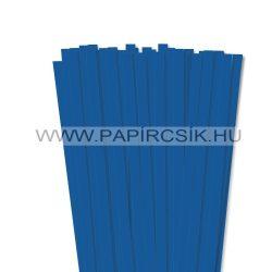 Hârtie quilling, Albastru Regal, 10mm. (50 buc., 49cm)