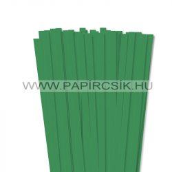 Hârtie quilling, Verde, 10mm. (50 buc., 49cm)