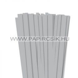 Hârtie quilling, Argint, 10mm. (50 buc., 49cm)