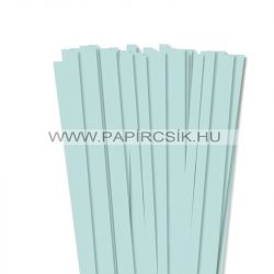 Hârtie quilling, Albastru pal, 10mm. (50 buc., 49cm)
