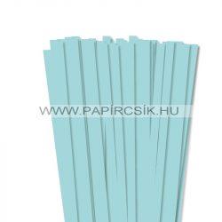 Hârtie quilling, Albastru medu, 10mm. (50 buc., 49cm)
