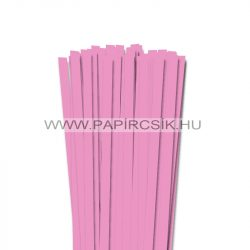 Hârtie quilling, Baby pink, 10mm. (50 buc., 49cm)