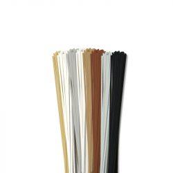 Pachet I. pentru începători hârtie quilling de 2 mm (8 x 20 buc., 49 cm)