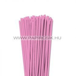 Hârtie quilling, Baby pink, 5mm. (100 buc., 49cm)