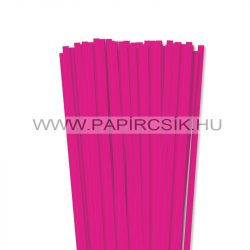Hârtie quilling, Pink, 7mm. (80 buc., 49cm)
