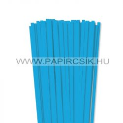 Hârtie quilling, Bleu deschis, 7mm. (80 buc., 49cm)