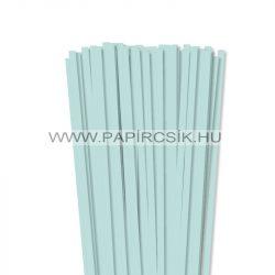 Hârtie quilling, Albastru pal, 7mm. (80 buc., 49cm)