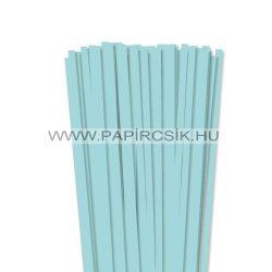 Hârtie quilling, Albastru medu, 7mm. (80 buc., 49cm)
