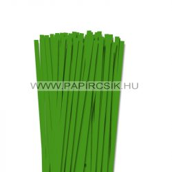 Hârtie quilling, Verde, 7mm. (80 buc., 49cm)