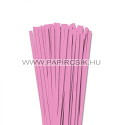 Hârtie quilling, Baby pink, 7mm. (80 buc., 49cm)