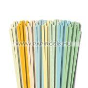 Pachet V. pentru începători hârtie quilling de 7 mm (8 x 10 buc., 49 cm)