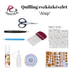 Instrumente pentru tehnica quilling: Începători
