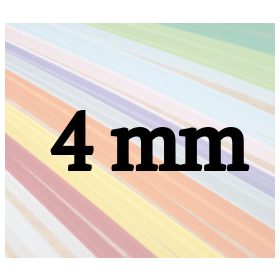 Benzi de hârtie quilling 4mm