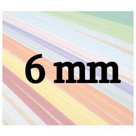 Benzi de hârtie quilling 6mm