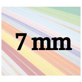 Benzi de hârtie quilling 7mm