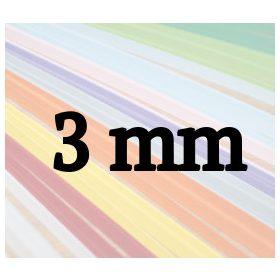 Benzi de hârtie quilling 3mm